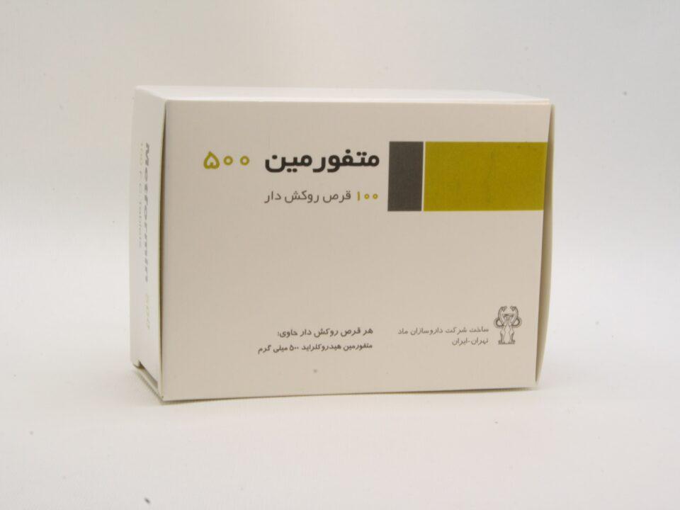 metformin 500 Front